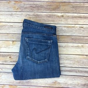 Citizens of Humanity Distressed Skinny Jeans Sz 31
